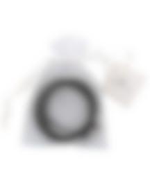 "Image 2 of Swarovski ""Slake"" Wraparound Microfiber Crystal Bracelet 5097614"