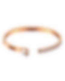 Image 1 of Swarovski Rose Gold Plate Crystal Bracelet 5345536