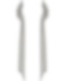 Image 2 of Swarovski Ruthenium Plated Crystal Earrings 5409450