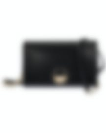 Image 1 of Versace Collection Black Saffiano Crossbody - LBF0996S-LVSS-L41OC