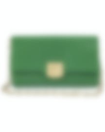 Image 1 of Versace Collection Green Shoulder Bag - LBF469S-LVFA-L31OC