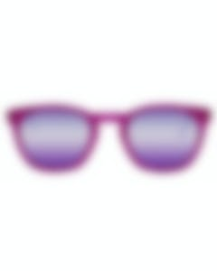 Saint Laurent Core Fuchsia Fuchsia Pink Unisex Sunglasses SL28F-30000082015