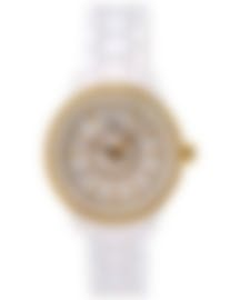 Image 1 of Dior Dior Viii Ceramic Automatic Diamond 33mm Ladies Watch CD1235H1C001