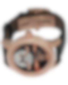 Image 2 of Jaquet Droz Tourbillon Retrograde Reserve De Marche 18k Rose Gold Manual Wind Men's Watch J028033201