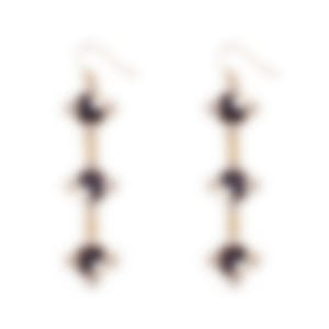 Lulu Frost Verushka Triple Drop Earrings LFSS18-108