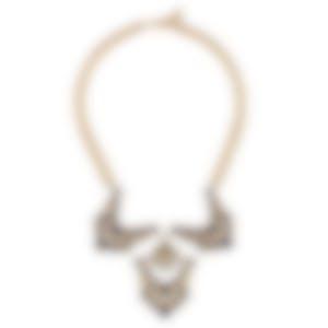 Lulu Frost Ventura Gold Bib Necklace LFSS18-139