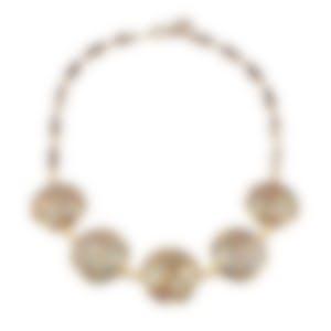Lulu Frost Glitter Frenzy Necklace LFSS18-224