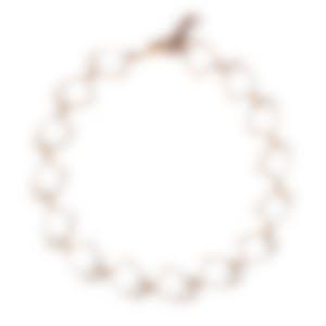 Lulu Frost Mary Riviera Glass Pearl Necklace LFSS18-355