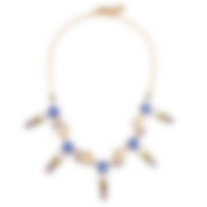 Lulu Frost Eartha Multi-stone Necklace LFSS18-45