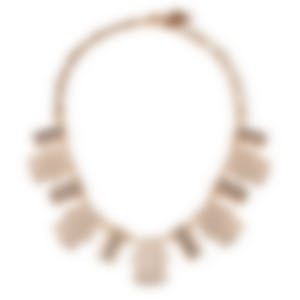 Lulu Frost Deco Shell Jane Drop Necklace LFSS18-78