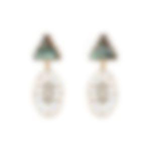 Lulu Frost Ortigia Multi-stone Earrings LFSS18-87