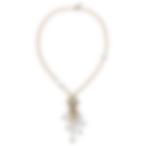 Lulu Frost Glitter Frenzy Tassel Necklace N267