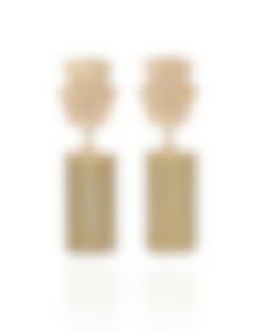 Lulu Frost Deco Shell Jane Drop Earrings LFSS18-169