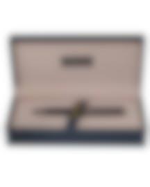 Image 2 of Montegrappa NeroUno Duetto Gun Metal Ballpoint Pen ISNLDBAC