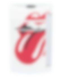 Image 1 of S.T. Dupont Rolling Stones LE White Minijet Lighter 010109