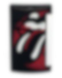 Image 1 of S.T. Dupont Rolling Stones LE Black Minijet Lighter 010110