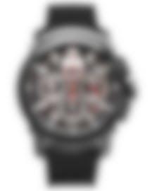 Image 1 of Michel Jordi Furka Big Date Chronograph Automatic Men's Watch SIM.100.03.003.01